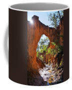 Through The Golden Arch Coffee Mug
