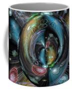 Through The Hoop Coffee Mug