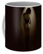 Through The Keyhole Coffee Mug by Donna Blackhall