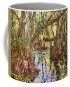 Through The Mangroves Coffee Mug