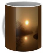 Through The Murky Mist Coffee Mug