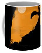 Through The Opening Coffee Mug
