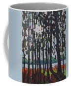 Through The Opinicon Forest Coffee Mug