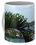 Through The Palms Coffee Mug