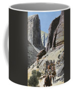 Through The Pass Coffee Mug