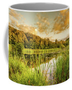 Through The Reeds Coffee Mug by Nick Bywater