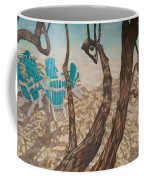 Through The Trees, St John Coffee Mug