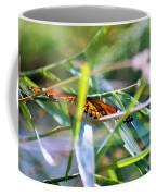 Thru The Leaves Coffee Mug