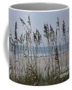 Thru The Sea Oats Coffee Mug