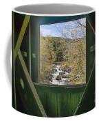 Thru The Window Coffee Mug