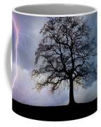 Thunder And Lightning Coffee Mug