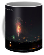Thunder On Red Mt Coffee Mug