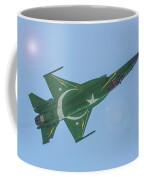 Thunder Over Arabian Sea Coffee Mug