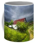 Thunder Road Coffee Mug by Debra and Dave Vanderlaan