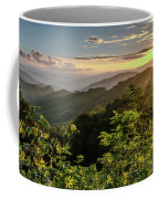 Thunderstruck Sunset Coffee Mug
