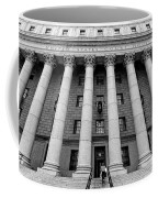 Thurgood Marshall United States Courthouse, Lower Manhattan New  Coffee Mug