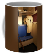 New York Yankee Captian Thurman Munson 15 Locker Coffee Mug