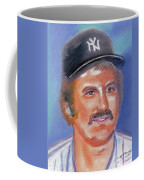 Thurman Munson Coffee Mug