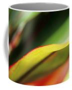 Ti-leaf Abstract Coffee Mug