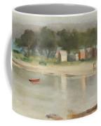 Ti Tree At Evening Coffee Mug