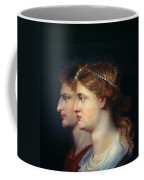Tiberius & Agrippina Coffee Mug
