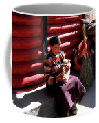 Tibetan Boy Coffee Mug