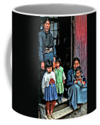 Tibetan Refugees Coffee Mug