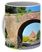 Ticknall Tramway Bridge Coffee Mug