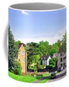 Ticknall Village From Ingleby Lane Coffee Mug