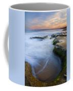 Tidal Bowl Coffee Mug by Mike  Dawson