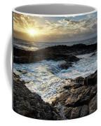 Tidal Pool Sunset Coffee Mug