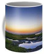 Tidal Pool Sunset Coffee Mug