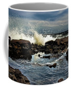 Tide Coming In Coffee Mug