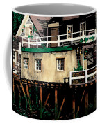 Tide Out At Kennebunkport Coffee Mug