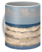 Tide Rolling To The Shores Coffee Mug