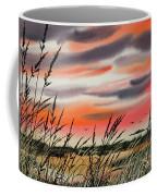 Tideland Sunset Coffee Mug