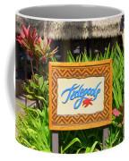 Tidepools Restaurant Coffee Mug