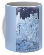 Tidewater Glacier In Glacier Bay Coffee Mug