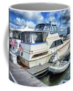 Tidewater Yacht Marina 5 Coffee Mug