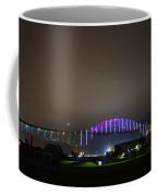 Tie Dye Bridge Coffee Mug