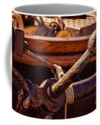 Tied Off Coffee Mug