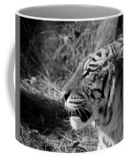 Tiger 2 Bw Coffee Mug