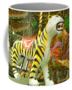 Tiger Carousel Coffee Mug