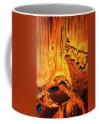 Tiger Eye Macro Coffee Mug