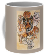 Tiger Haven Coffee Mug