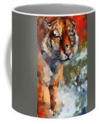 Tiger Hotty Totty Style Coffee Mug