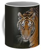 Tiger Hunting Coffee Mug