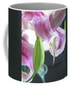 Tiger Lily Bud Coffee Mug