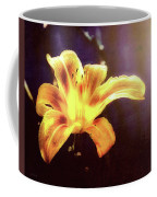 Tiger Lily On Waters Edge Coffee Mug