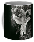 Tiger Lily Orchid  2 Coffee Mug